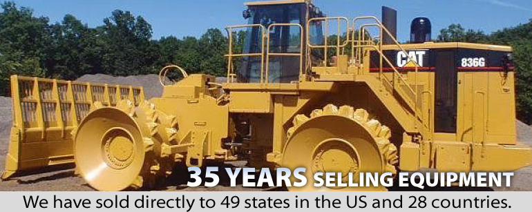 35 Years Selling Equipment